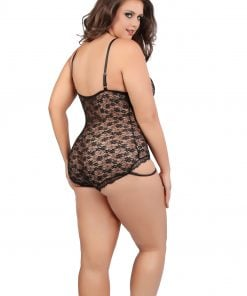 Ariane Lace Hot Teddy – Size XL