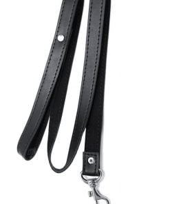 Leather leash – Size One Size Fits Most