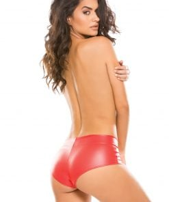 Red Hot Short Shorts – Size L/XL