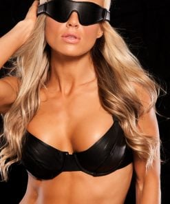 Bandeau Mask – Size One Size Fits Most