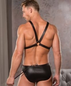 Ring Harness & Brief Set – Size L/XL