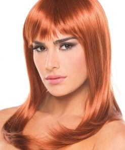 Hollywood Wig Auburn – One Size