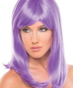 Hollywood Wig Lavender – One Size