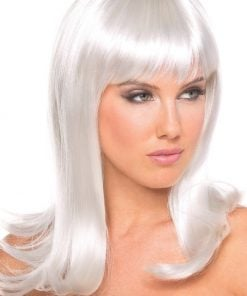 Hollywood Wig White – One Size