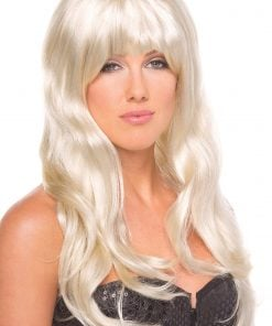 Burlesque Wig Blonde – One Size