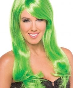 Burlesque Wig Green – One Size