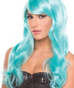 Burlesque Wig Light Blue – One Size