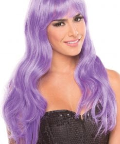 Burlesque Wig Lavender – One Size