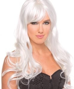 Burlesque Wig White – One Size