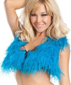 Ostrich Feather Top – One Size