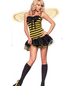 3 Piece Lil' Bumble Bee – S/M