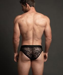 Luca Lace Brief – Size S/M