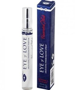 Eye Of Love Unscented Male Arousing Pheromone Perfume 10ml