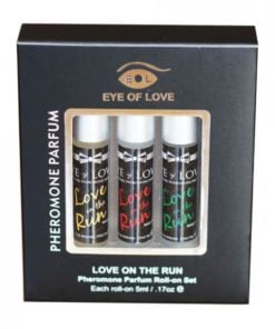 Eye Of Love Male To Female Pheromone Roll On Set Of 3