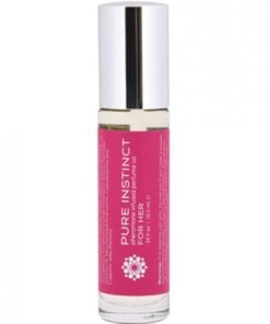 Pure Instinct Pheromone Perfume Oil Roll On For Her .34oz