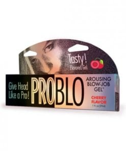 Problo Oral Pleasure Gel Cherry 1oz