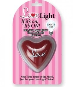 Love Light Lights Up Heart Shaped