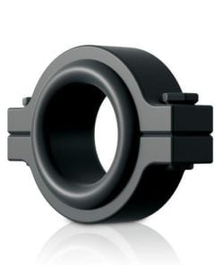 Sir Richards Control Pipe Clamp Silicone C-Ring Black