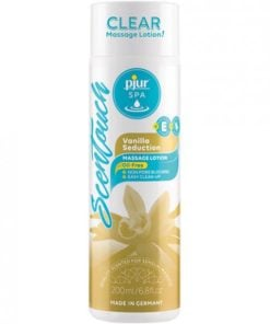 Pjur Spa Scentouch Vanilla Seduction Massage Lotion 6.8oz