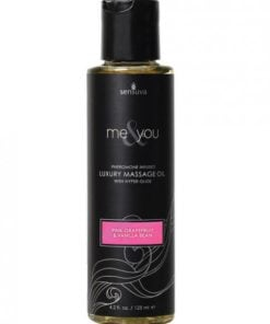 Me & You Massage Oil Grapefruit Vanilla 4.2oz