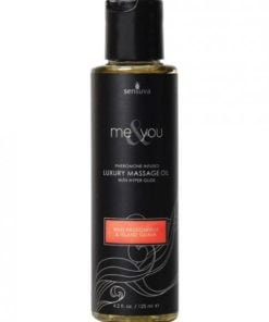 Me & You Massage Oil Passion Fruit Guava 4.2oz