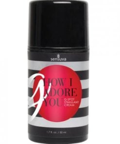 G How I Adore You Cream G-Spot Stimulant 1.7oz