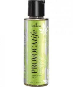 Provocatife Hemp Oil Massage Oil with Pheromones