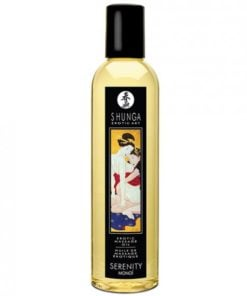 Shunga Erotic Massage Oil Serenity Monoi 8.5oz