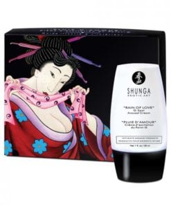 Shunga Rain of Love G-Spot Arousal Cream 1oz
