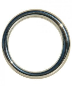 Edge Seamless 1.5 inches O-Ring Metal