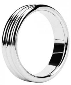 Malesation Nickel Free Steel Triple Ring 48mm