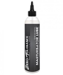 Zero Tolerance Masturbator Lube  4oz