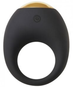 Rechargeable Mood Lighting Ring Black