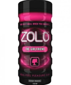 Zolo The Girlfriend Real Feel Pleasure Cup Pink
