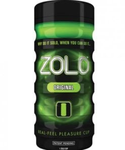 Zolo Original Real Feel Pleasure Cup